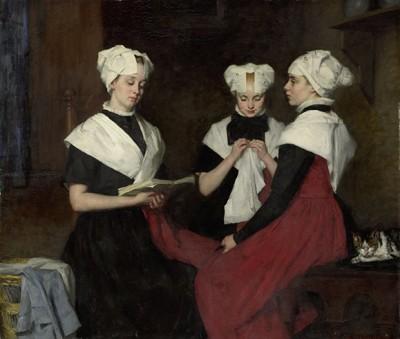 Trzy Dziewczyny z Sierocińca - wf736