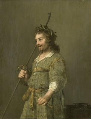 Portret Pasterza, Hendrika Gerritsza. Pot, c. 1630 - ok. 1645 - wf914