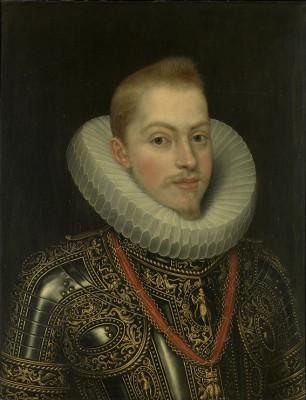 Filip III, król Hiszpanii, Frans Pourbus - wf1313
