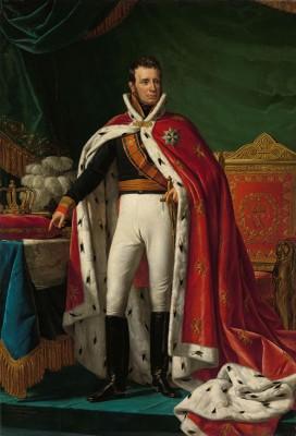 Portret Wilhelma I - Króla Holandii - wf995