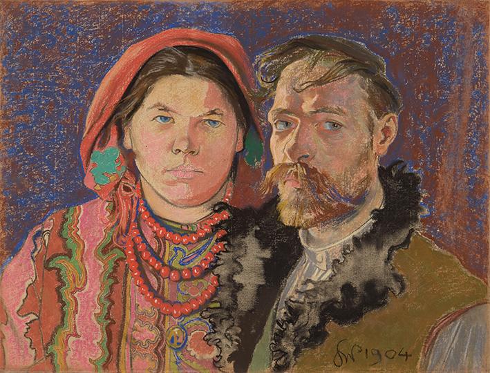 Portret z Żoną - wf1695