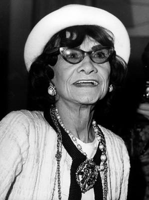 Coco Chanel - wf686