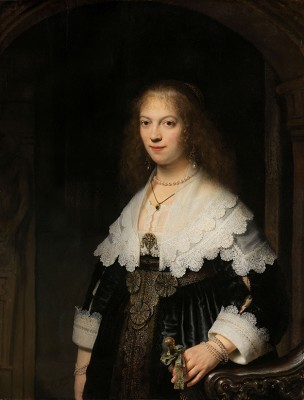 Portret Kobiety  - wf509