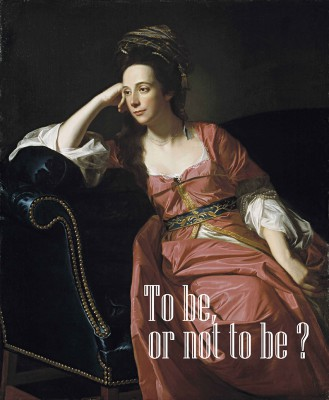To be, or not to be? - wf1360