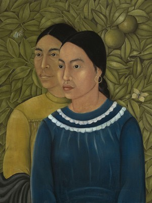 Two Women - Frida Kahlo - wf1296