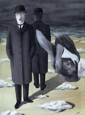René Magritte - Znaczenie Nocy  - wf1178